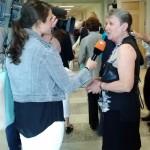 Local press interviews Nancy Joyner about NCCWSL